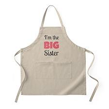 Im the Big Sister Apron