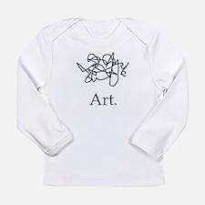 Art (2) Long Sleeve T-Shirt