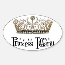 Princess Tiffany Rectangle Decal