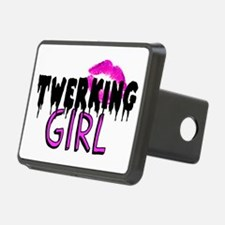 Twerking Girl Hitch Cover