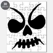 Scary Halloween Ghoul Puzzle