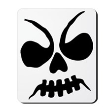 Scary Halloween Ghoul Mousepad