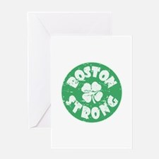 Boston Strong Greeting Cards