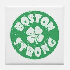 Boston Strong Tile Coaster