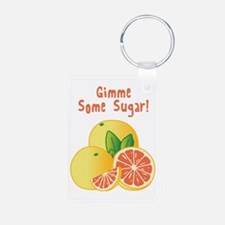 Gimme Some Sugar Keychains