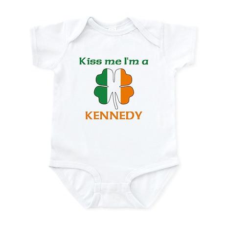 Kennedy Family Infant Bodysuit