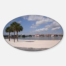 Beautiful Day in Sunny Florida Decal