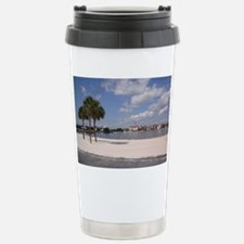 Beautiful Day in Sunny  Stainless Steel Travel Mug