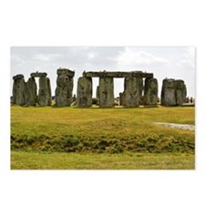 Stonehenge 2 Postcards (Package of 8)
