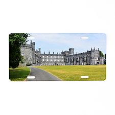 Kilkenny Castle Aluminum License Plate