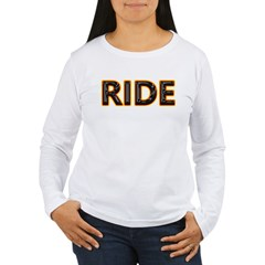 Ride Motorcycles T-Shirt