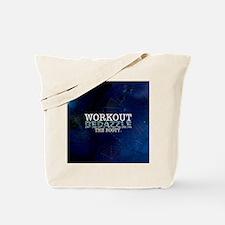 workoutbtbsq Tote Bag