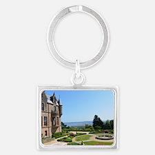 Belfast Castle Landscape Keychain