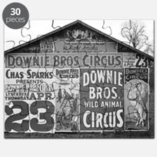 Downie Bros. Circus Puzzle