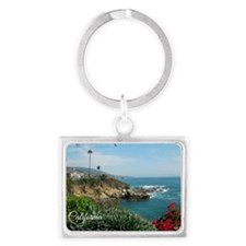 California Beauty Landscape Keychain
