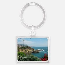 California Beauty Landscape Keychain