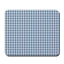 UNC Argyle Carolina Blue Tarheel Mousepad