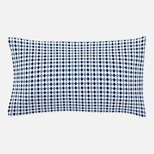 UNC Argyle Carolina Blue Tarheel Pillow Case