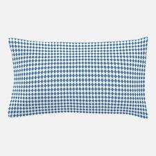 UNC Carolina Blue Argle Basketball Pillow Case