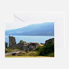 Urquhart Castle Greeting Card