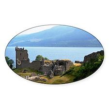Urquhart Castle Decal
