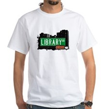 Library Av, Bronx, NYC Shirt