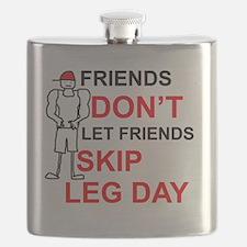 Dont skip leg day Flask