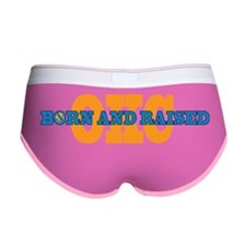 OKC Born and Raised Women's Boy Brief