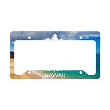 Keep Calm and Enjoy Hawaii (S License Plate Holder