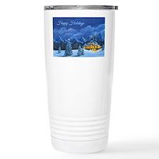 Santas Workshop Travel Mug