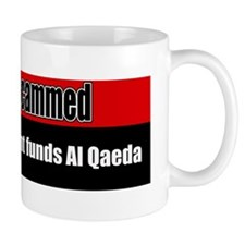 US Funds Al Qaeda Mug