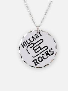 Hillary Rocks: Necklace