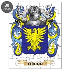 O'Duffy Coat of Arms (Family Crest) Puzzle