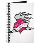 Heart tattoo true love Journal