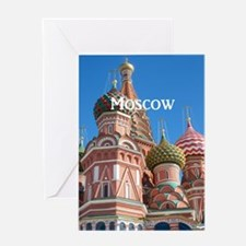 Moscow_8.887x11.16_iPadSleeveFront_S Greeting Card