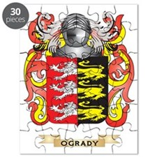 O'Grady Coat of Arms (Family Crest) Puzzle