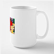 Blooms of Aloha Large Mug