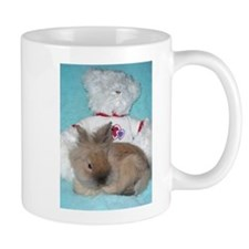 Lionhead Rabbit Coffee Mug
