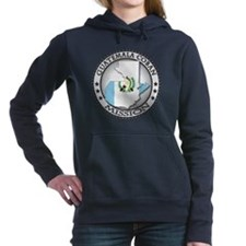 Guatemala Coban LDS Mission Flag Hooded Sweatshirt