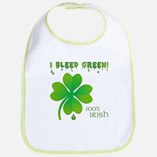 I BLEED GREEN Bib