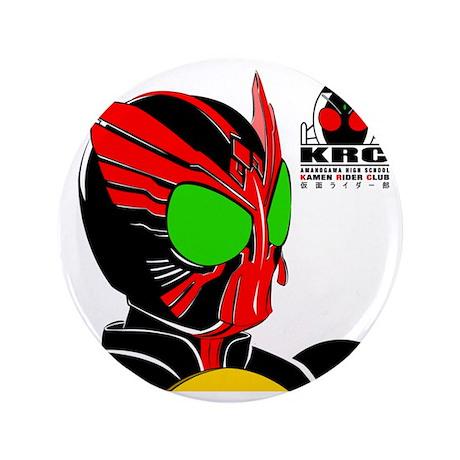 "Kamen Rider Club OOO OZ 3.5"" Button"