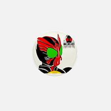 Kamen Rider Club OOO OZ Mini Button