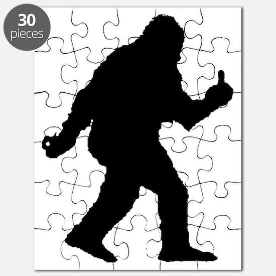 The Happy Sasquatch Puzzle