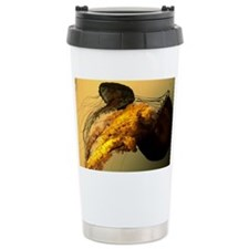 Golden Jelly Travel Mug