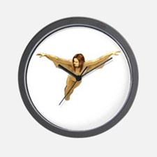 Dream girl Wall Clock