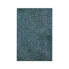 Dark Denim Art Rectangle Magnet