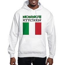 Nonnos Kitchen Italian Apron Jumper Hoody