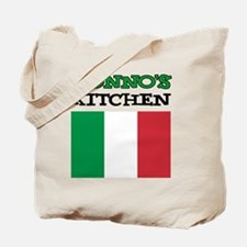Nonnos Kitchen Italian Apron Tote Bag