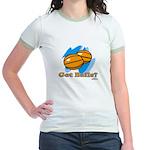 Got Basketballs? Jr. Ringer T-Shirt