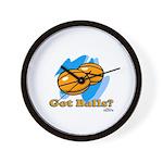 Got Basketballs? Wall Clock